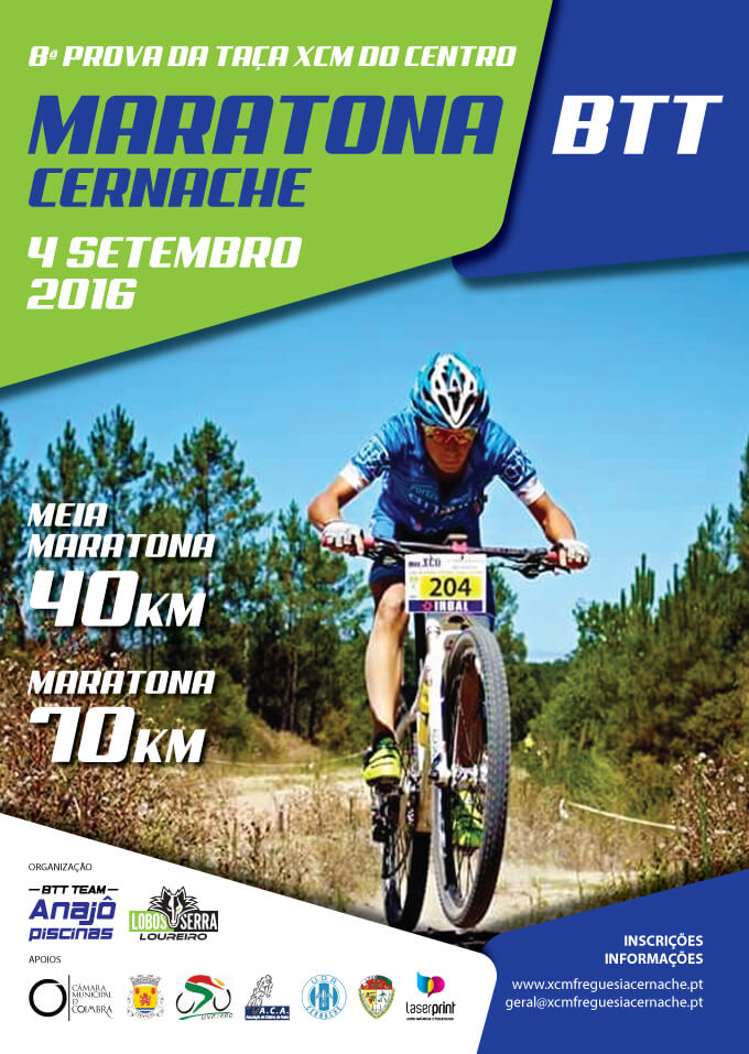 Maratona BTT de Cernache