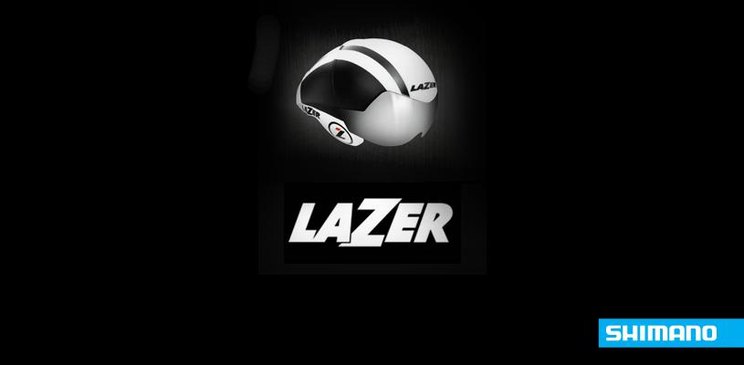 Shimano Lazer helmets