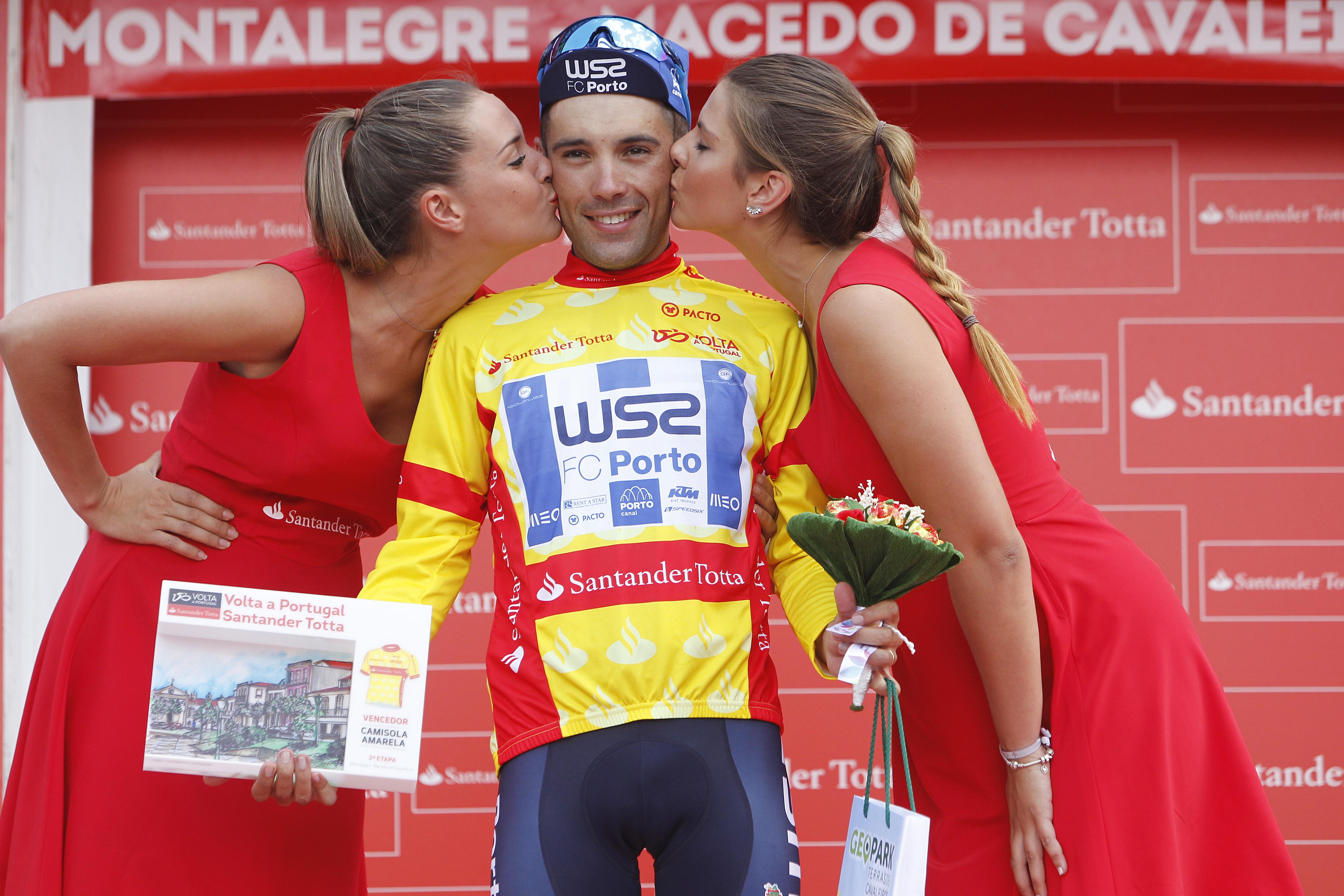 amarela4  78ª Volta a Portugal Santander Totta