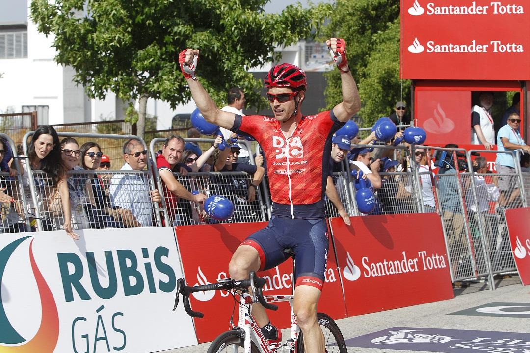 vencedoretapa  78ª Volta a Portugal Santander Totta