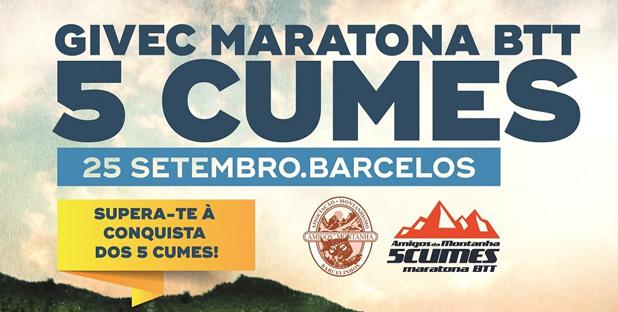 12.ª Maratona BTT 5 Cumes