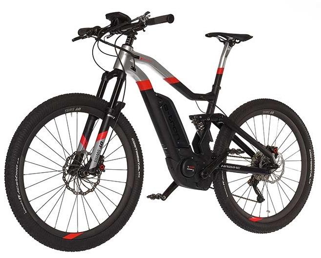Bicicleta Audi Sport e-Tron