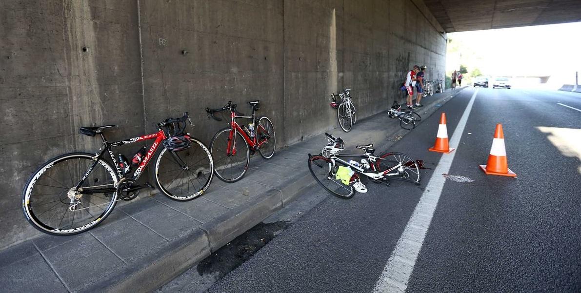 Ciclista morre atropelado em Braga ciclismo