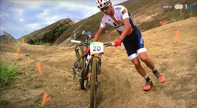 David Rosa Jogos Olimpicos Rio