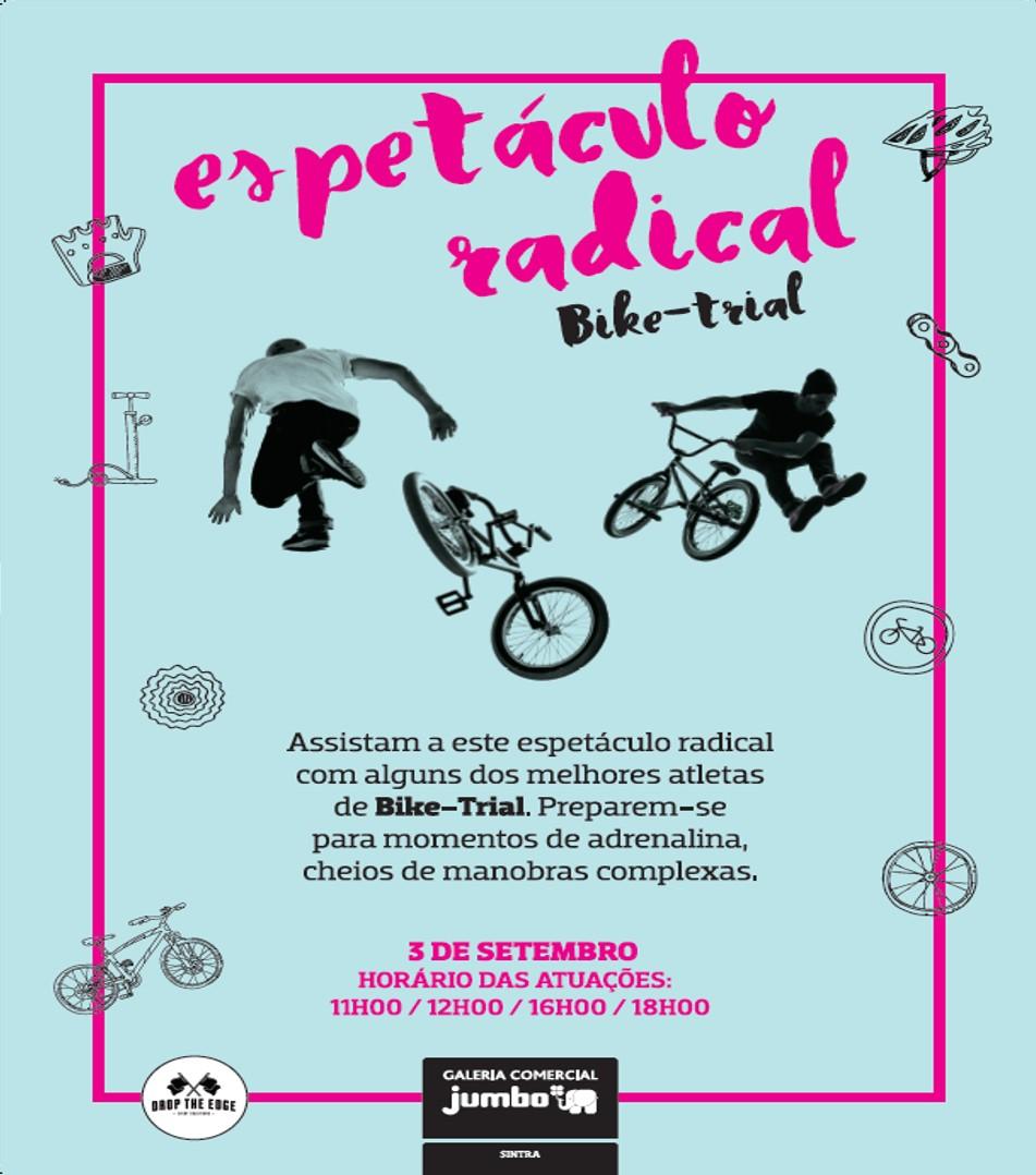 Espetáculo Radical_Galeria Comercial Jumbo Sintra