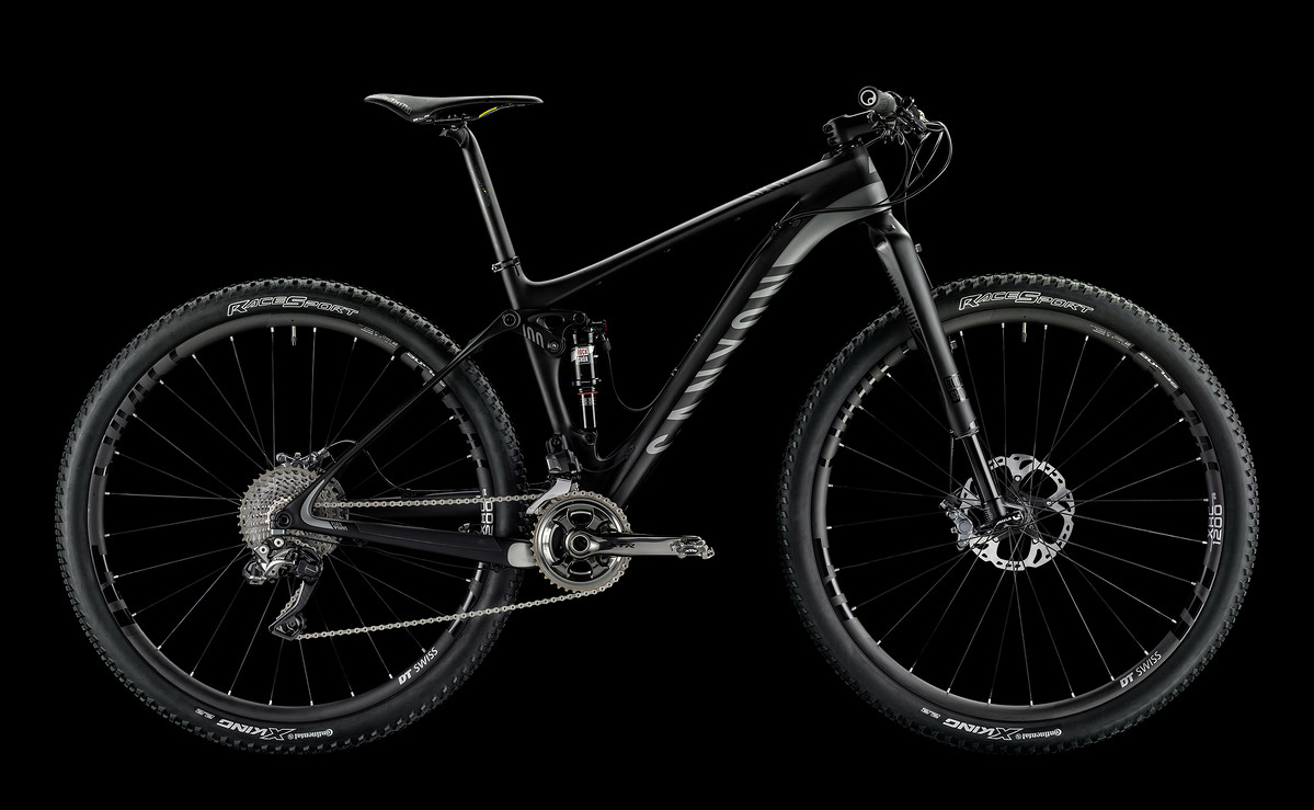 Canyon Lux CF 2017