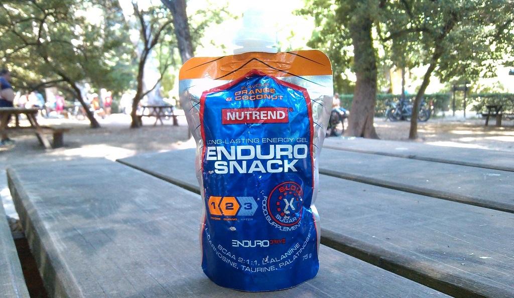 Nutrend Enduro Snack Gel (4)