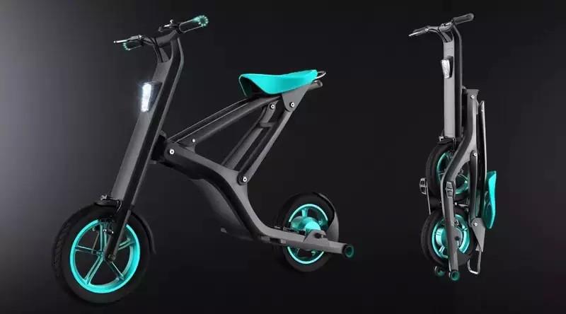 Yunbike X1 bike